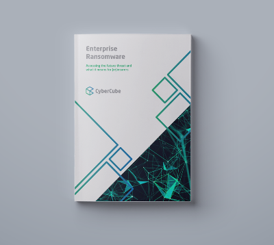 Enterprise Ransomware Report cover - landing pages