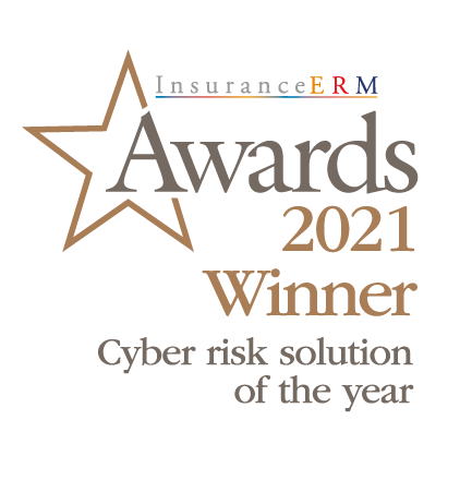 Insurance ERM 2021 - Cyber Risk Solution of the Year